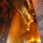 ワットポー寺院・涅槃像